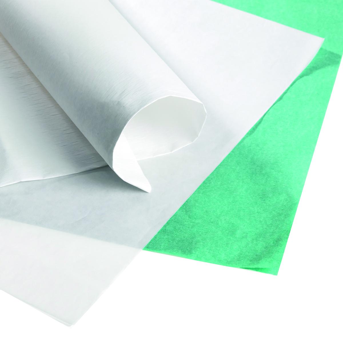 Green Crepe Wrap  Image