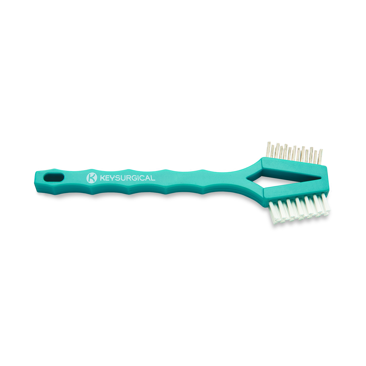 Toothbrush-Style Cleaning Brush Image