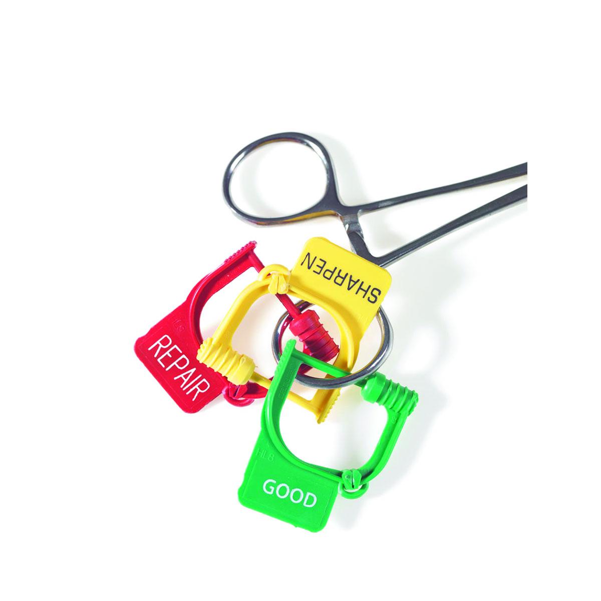 Instrument Locks - 'Good' Image