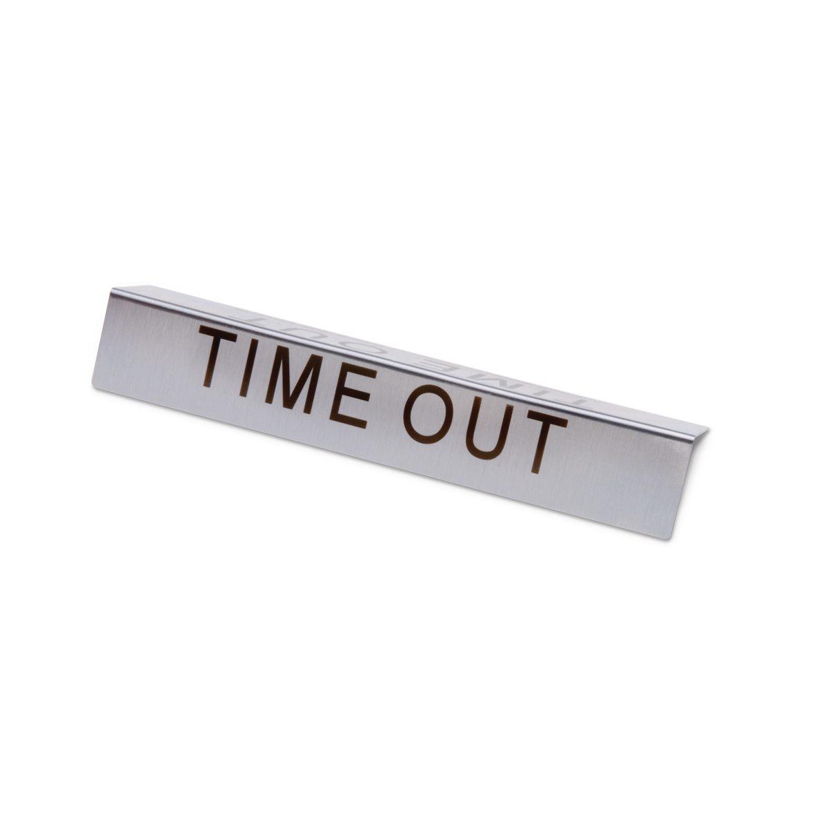 Time Out Visual Image