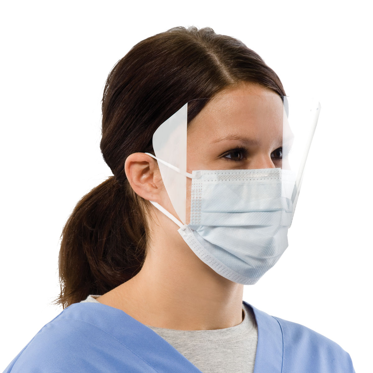 Fogfree® Face Mask with Shield Image